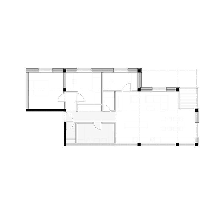 3,5-sobno stanovanje