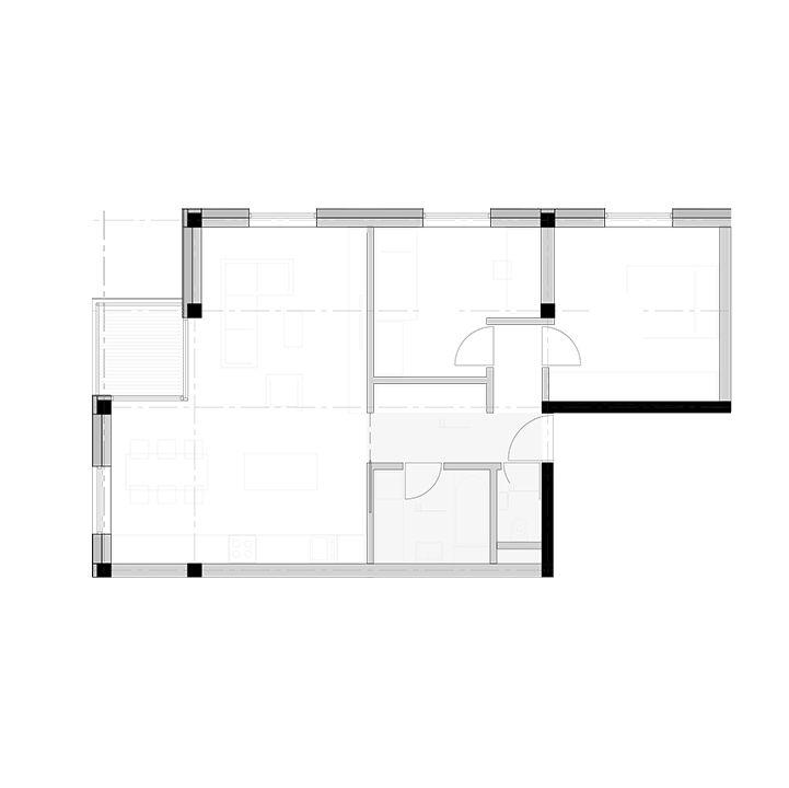 3-sobno stanovanje